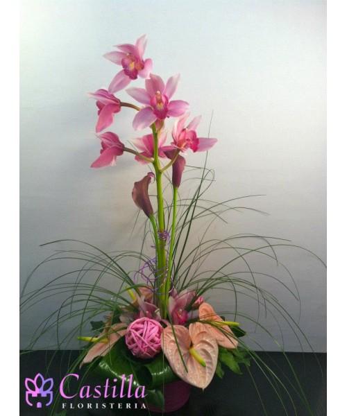 Centro flor