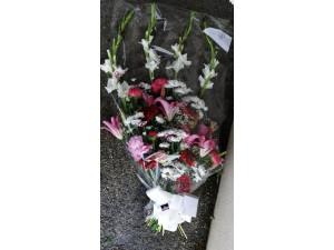Ramo funeral variado