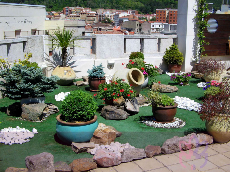 balcones terrazas y ticos